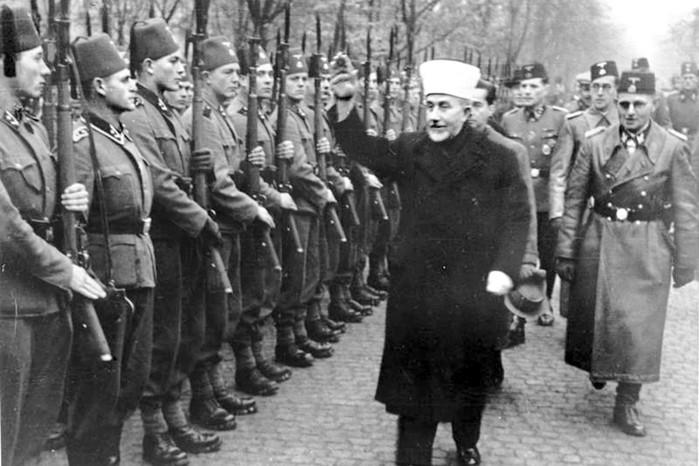 Мусульманские батальоны СС: зачем их поддерживал Гиммлер