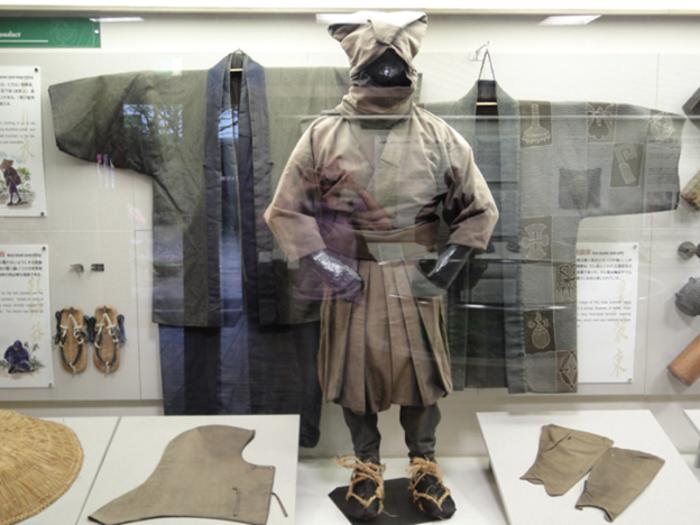 Загадочные умения и тайные навыки бойцов древнего спецназа
