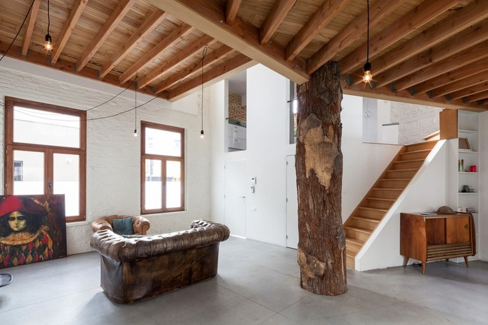 Дом резиденция художника в Генте, Бельгия