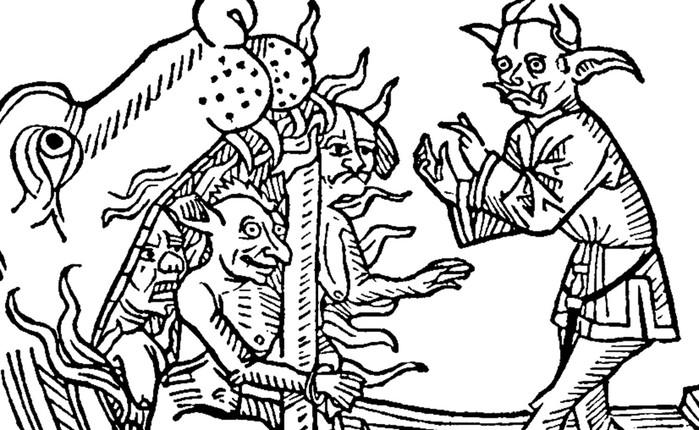 10 самых страшных созданий из религиозных мифов