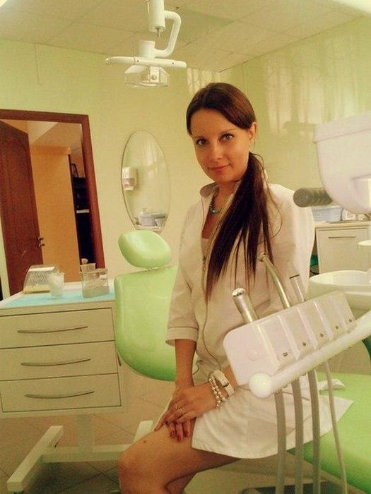 В соцсетях можно увидеть симпатичные фотографии девушек медиков