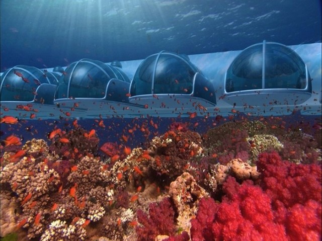 В отеле Poseidon туристы выкладывают фантастические деньги, но не жалеют об этом