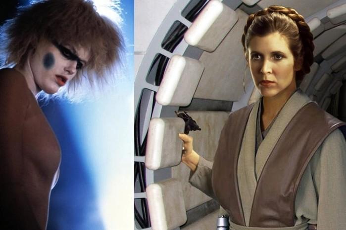 Как в фильмах представляли моду будущего: от «Звездных войн» до «Бегущего по лезвию»