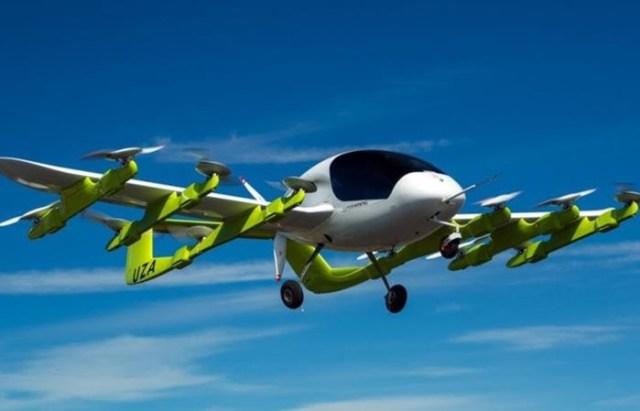 В Новой Зеландии скоро появится Летающее такси
