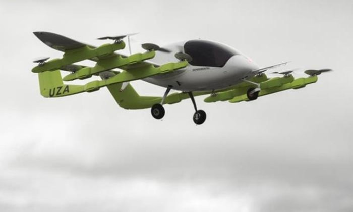Летающее такси скоро появится Новой Зеландии