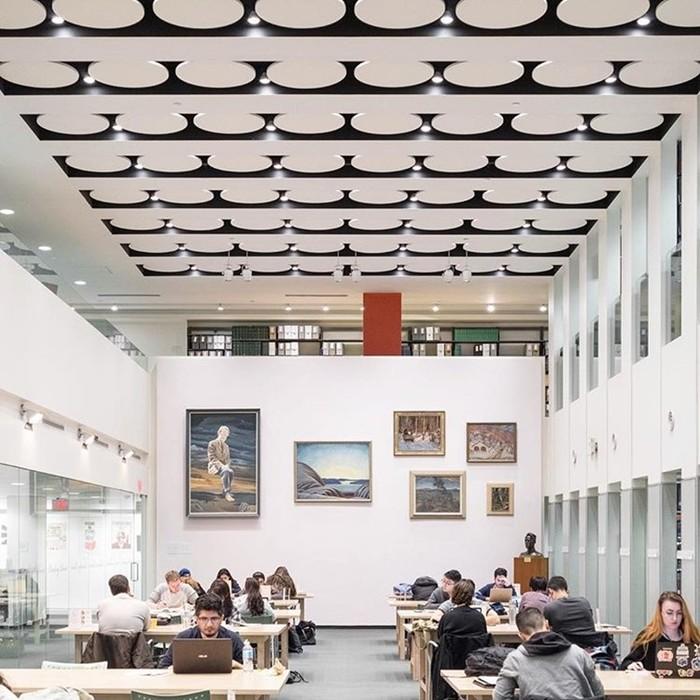 Самые красивые библиотеки мира в инстаграм проекте библиотекаря из Швейцарии