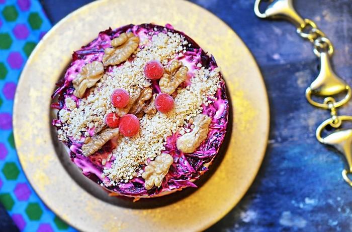 Вкусный и пикантный салат «Любовница»: рецепт приготовления