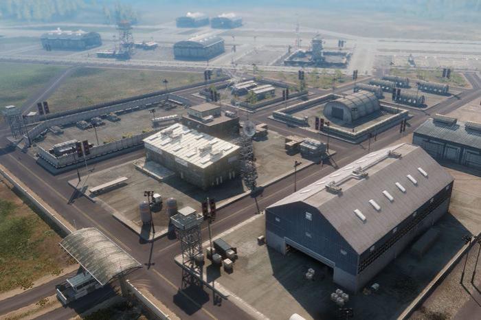 Военное положение: самые загадочные военные базы мира