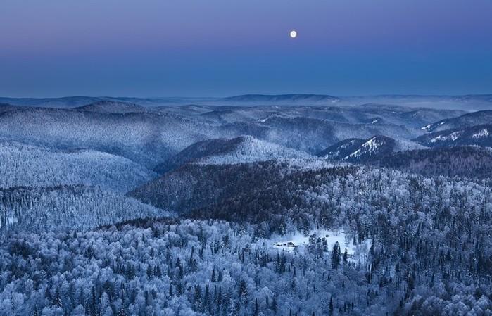 15 самых красивых пейзажей России