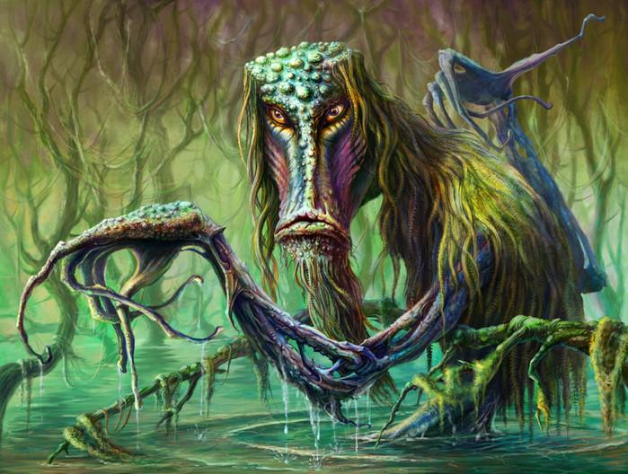 10 самых жутких монстров славянской мифологии