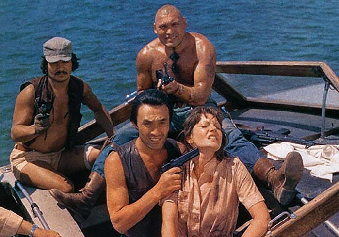 Какие реальные события легли в основу фильма «Пираты XX века»