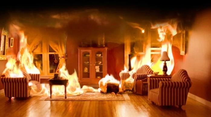 Как спастись при пожаре: простые и понятные правила