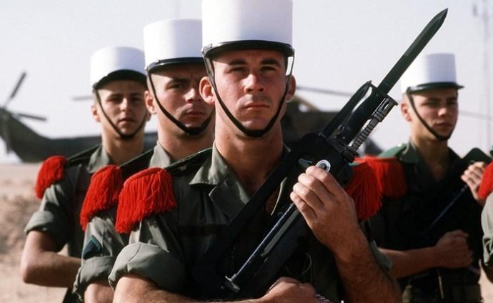 Как устроен Французский иностранный легион