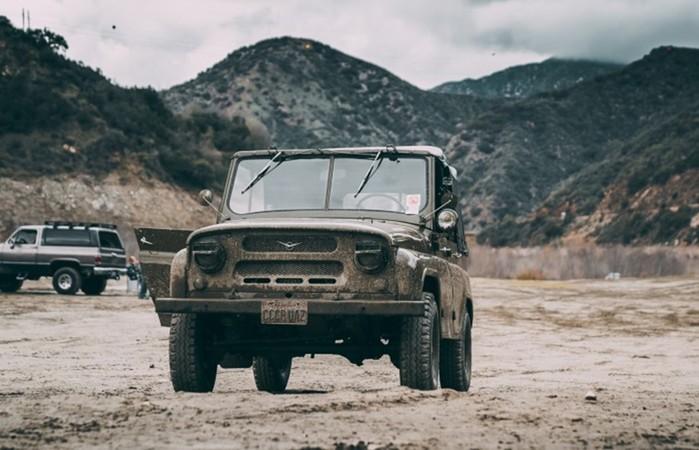 CCCP Garage: как в США попадают советские автомобили