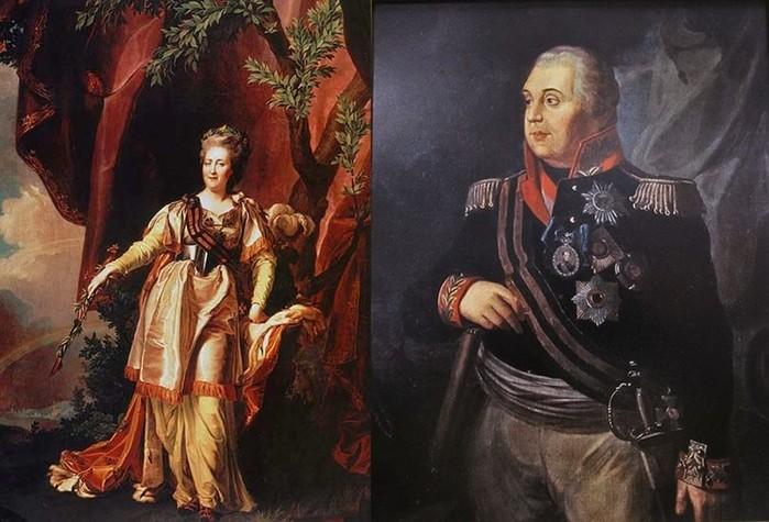 Почему первым кавалером ордена Святого Георгия стала Екатерина II