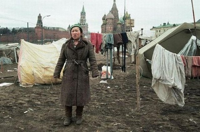 Самые шокирующие факты о жизни в России 90 х годов