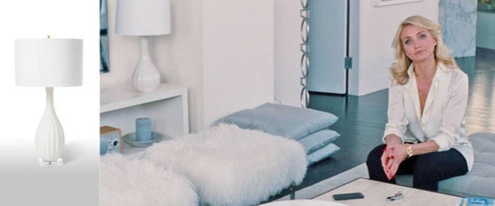 Интерьер квартиры Камерон Диас в фильме «Другая женщина»