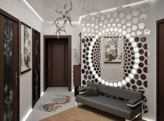 10 крутых идей с зеркалами, которые помогут сделать интерьер в комнате незабываемым