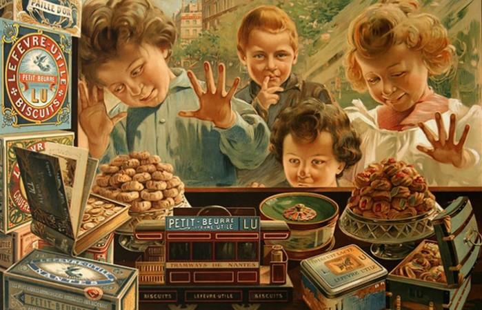 История появления популярных сладостей и десертов
