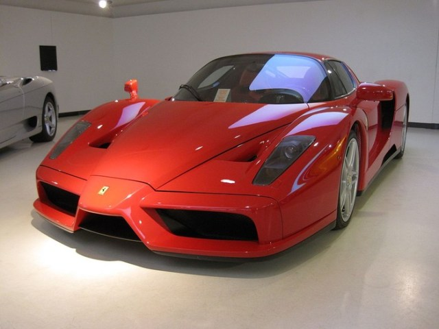 10 самых потрясающих Ferrari из когда либо выпущенных