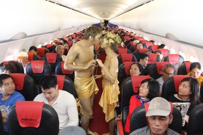 Самые необычные услуги пассажирам, которые предоставляют разные авиакомпании
