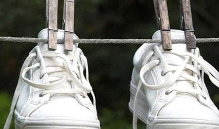 Как избавить обувь от любого неприятного запаха