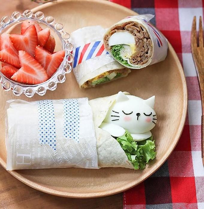 Невероятно милые блюда японской кухни: фотографии и описание