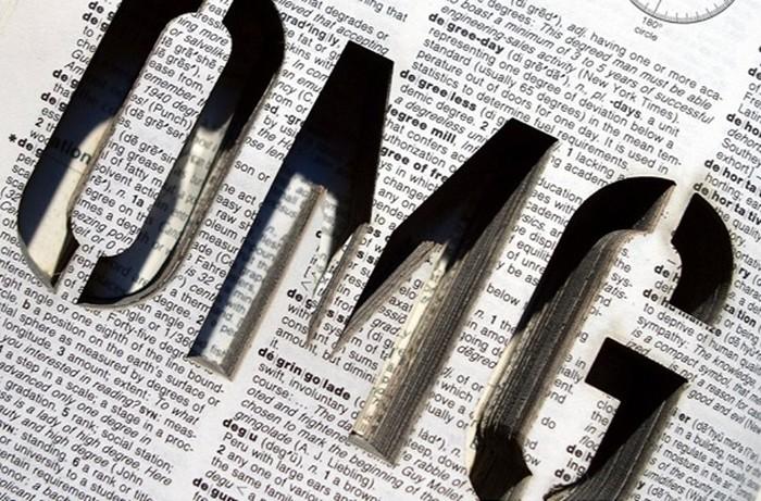 «SMS сокращения 4U»: Популярные акронимы эры текстовых сообщений и интернет чатов