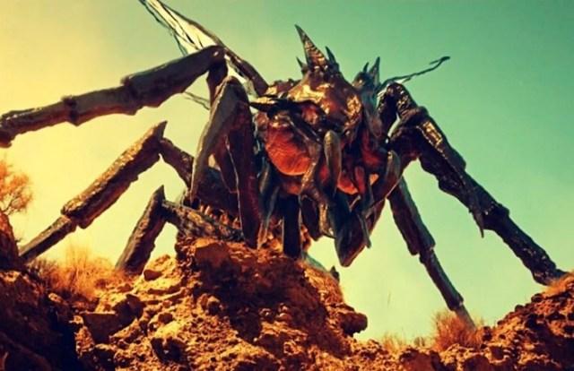Почему насекомые не растут больше своего современного размера