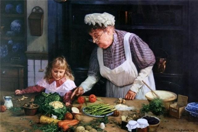 Ваша бабушка ужасно готовит: кулинарные промахи старшего поколения