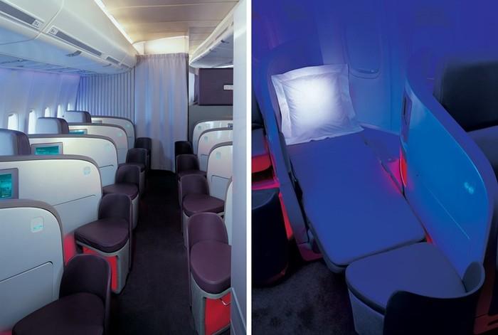 Дизайнеры решили проблему тесноты в самолетах