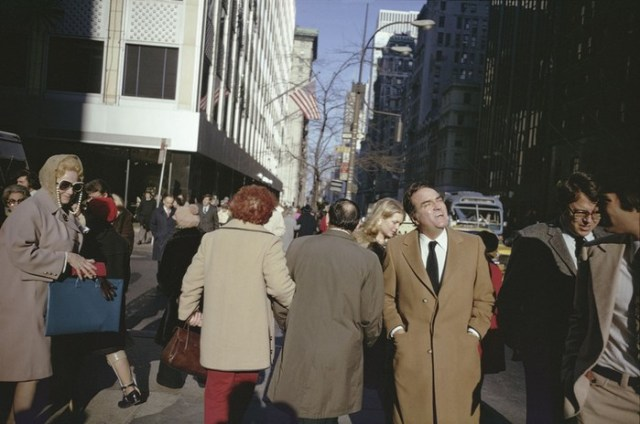 Уличный фотограф Джоэл Мейеровиц и его удивительные снимки в разных городах