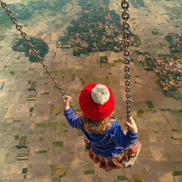 Румынскийфотохудожник Карас Ионуц: сюрреалистический фотошоп