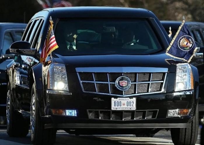 6 автомобилей, которые доставляют президентов разных стран на инаугурацию