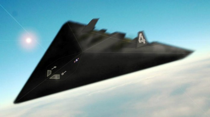 Программа «Аврора»: секретные НЛО на вооружении американской армии