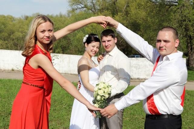 Зачем на свадьбе нужны свидетели?