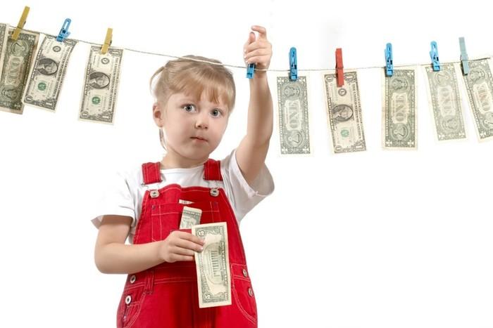 Элементарные правила обращения с деньгами