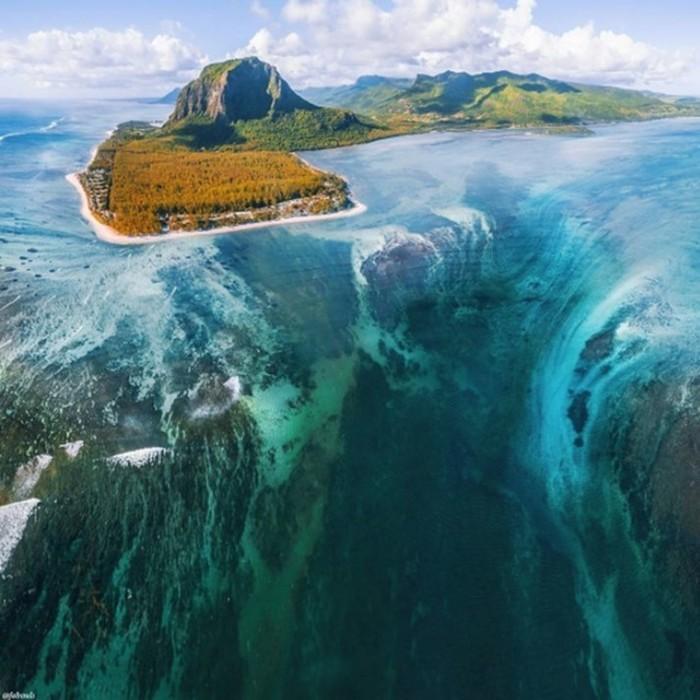 Какой из водопадов самый мощный в мире?