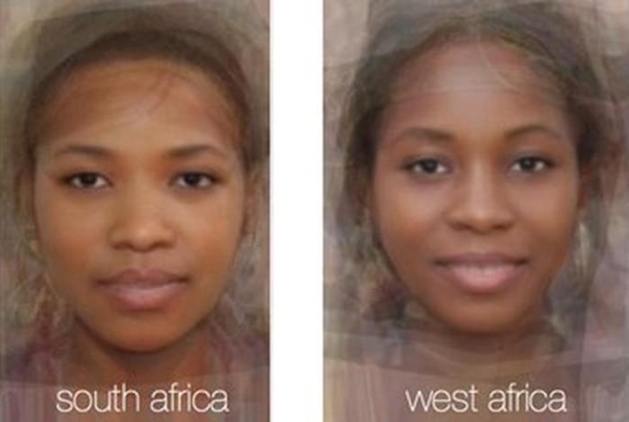 Как выглядит среднестатистическая женщина в разных странах
