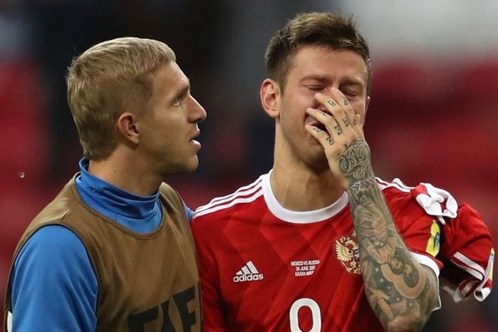 Обнаружено предсказание успехов сборной России на чемпионате мира