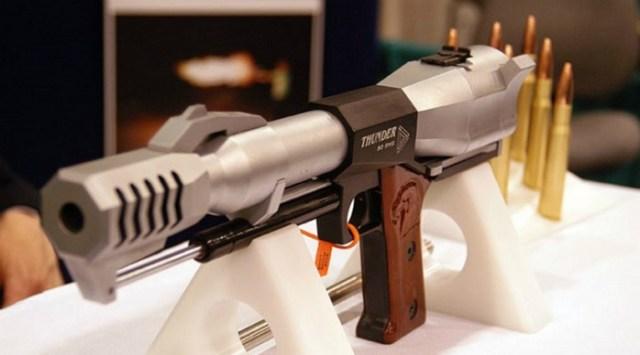 Самые мощные пистолеты мира, которые существуют в наши дни