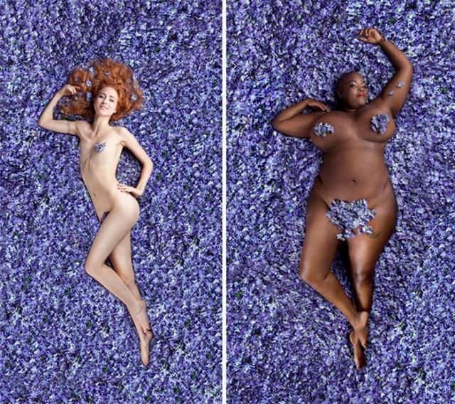 Американская красота: 14 разных женщин примерили на себя знаменитый сексуальный образ из фильма