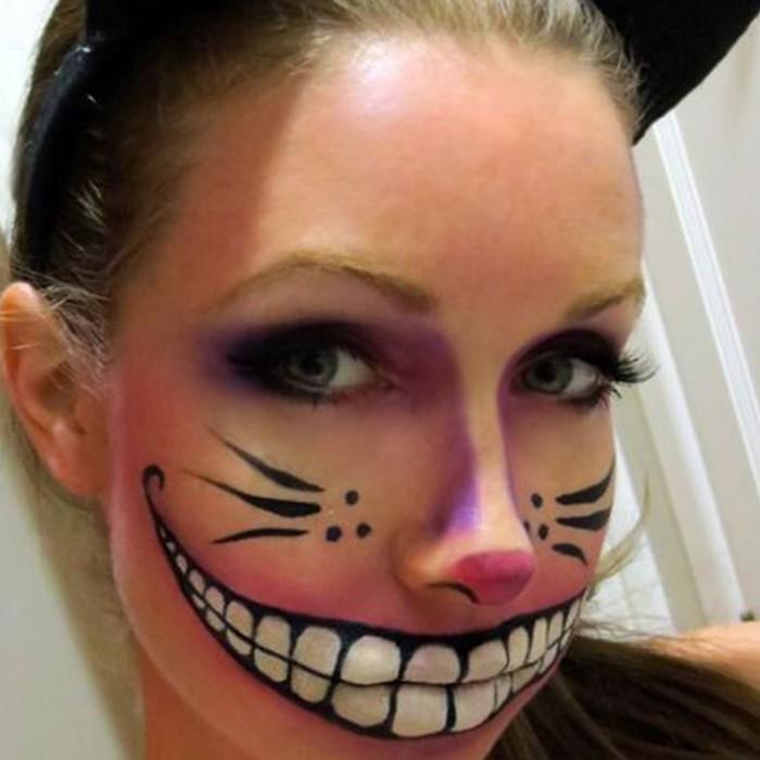 15 отличных идей макияжа наХеллоуин для девушек