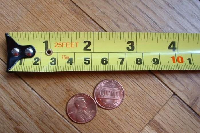 Метрическая система измерений и дюймовая: самые любопытные факты