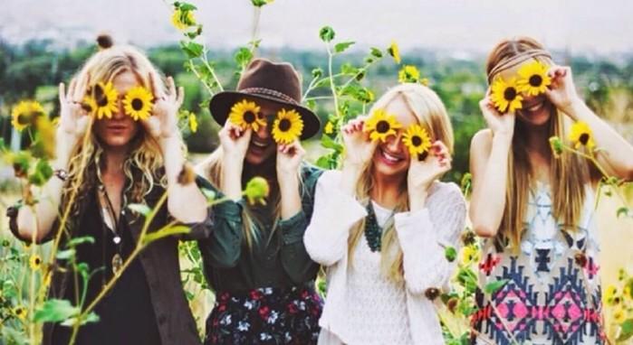 10 типов твоих подруг: точная классификация удивительных персонажей
