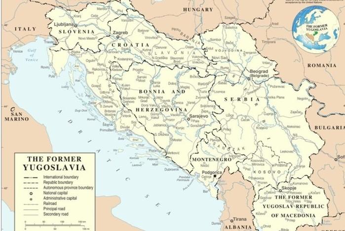 Какие страны исчезли в XX веке с карты мира?