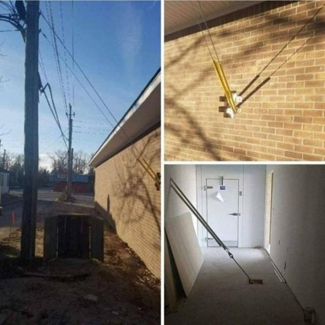 Фотографии строительных маразмов, приколов и провалов