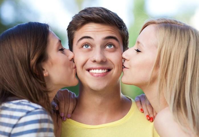 Любопытные и неожиданные факты о поцелуе