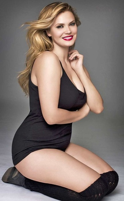Самые красивые и сексуальные толстушки мира