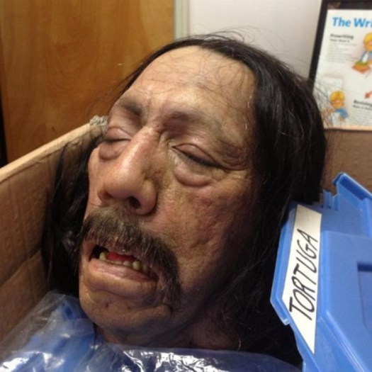 Дэнни Трехо отсидел занаркотики, стал легендой, атеперь хочет жить вРоссии
